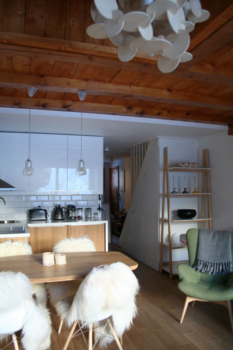 renovation appartement ski